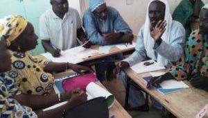 Formation des responsables des GIE de Donay Taredj